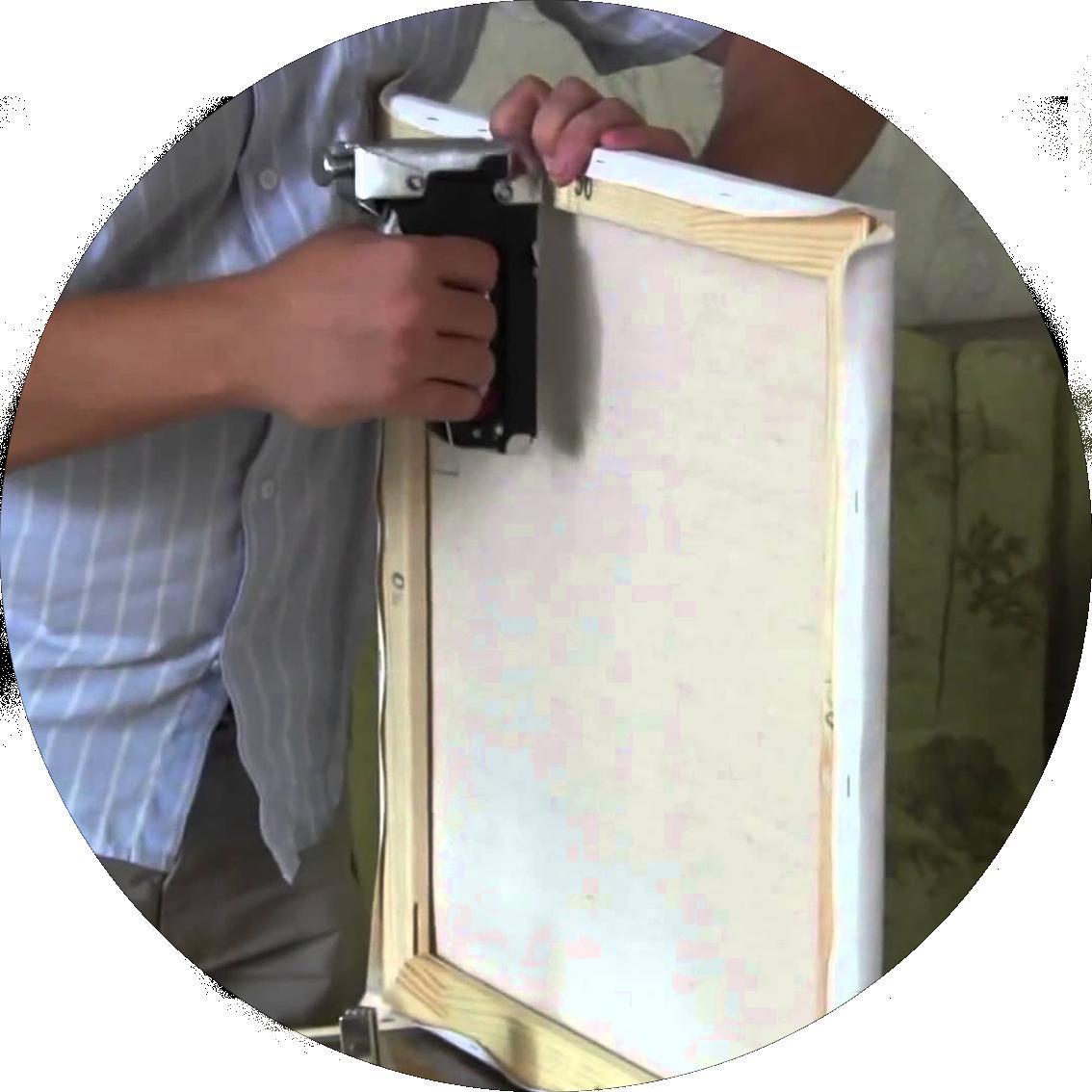 Как сделать подрамник своими руками в домашних условиях 82
